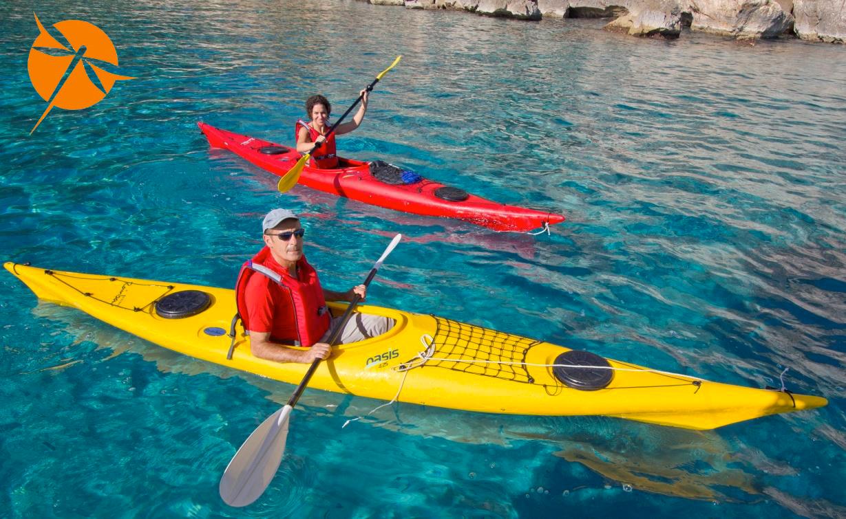 Pasqua 2018 con Prima Sardegna - Combinata Trekking-Kayak