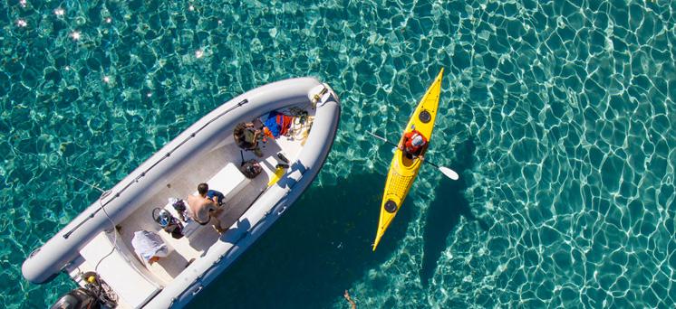 Kayak - Prima Sardegna