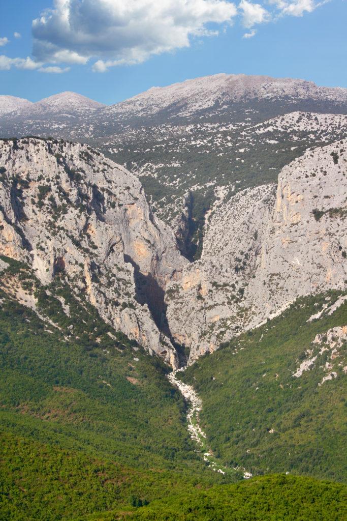 Trekking - Gola di Gorroppu - Prima Sardegna - Cala Gonone