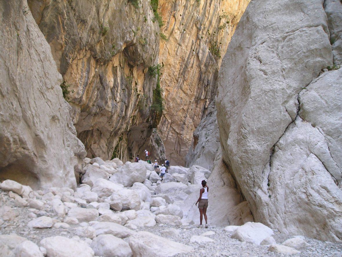 Escursione a Gorroppu