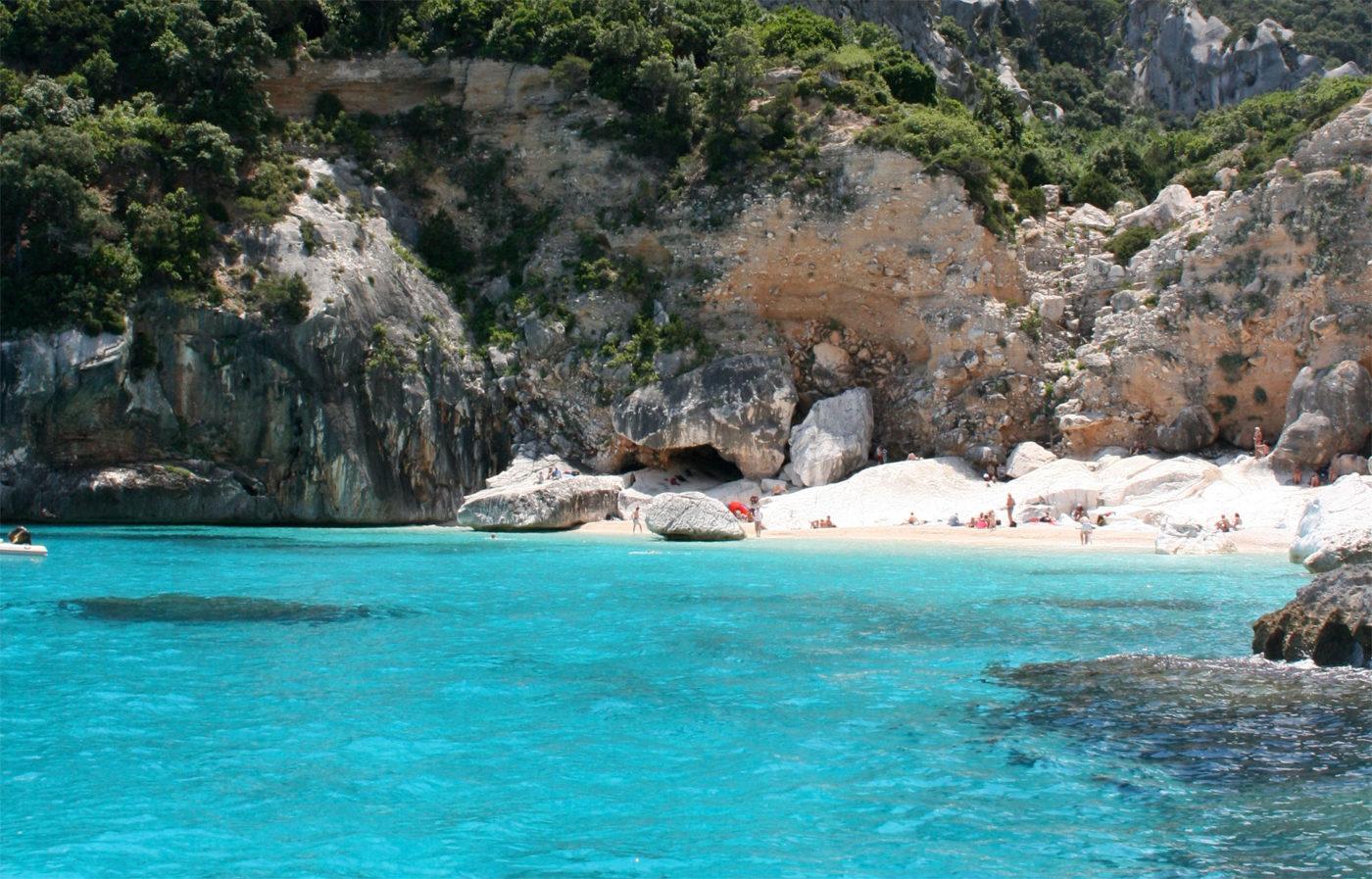 Cala Goloritze - Prima Sardegna - Cala Gonone