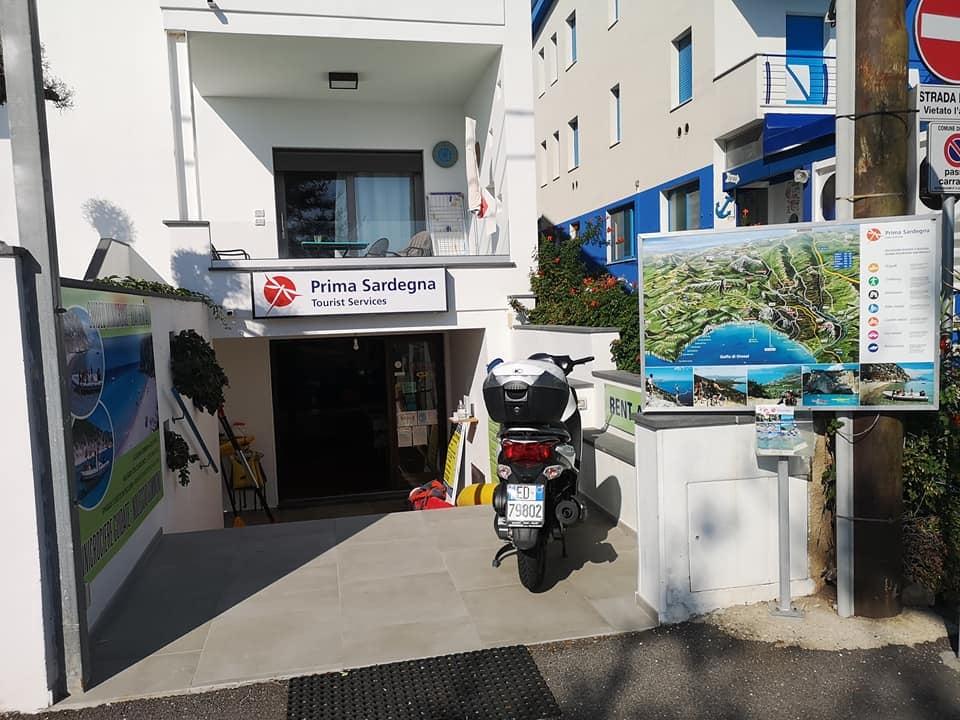 Agenzia servizi turistici Prima Sardegna - Cala Gonone