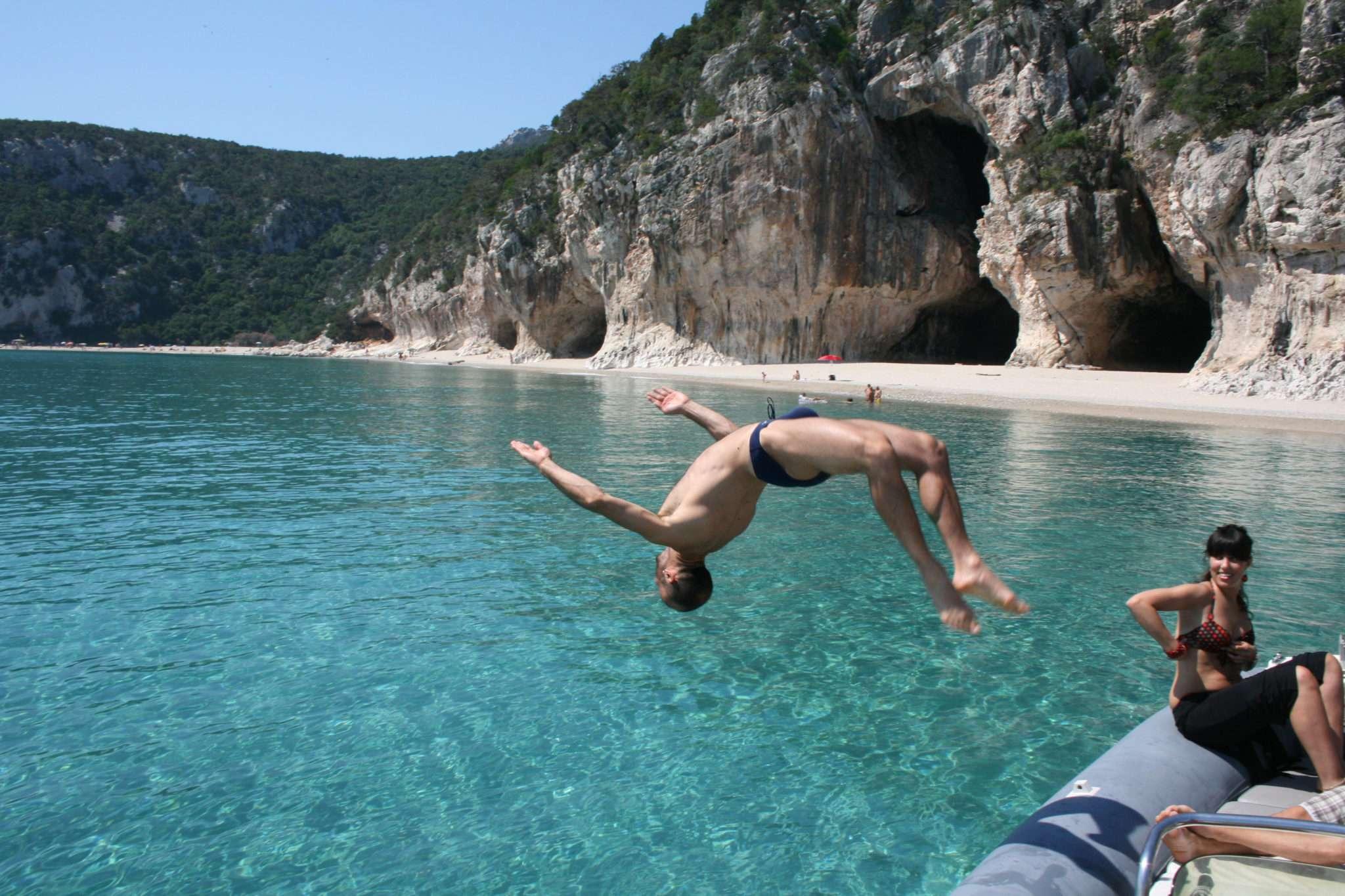 Minicrociera nel Golfo - Prima Sardegna - Cala Gonone