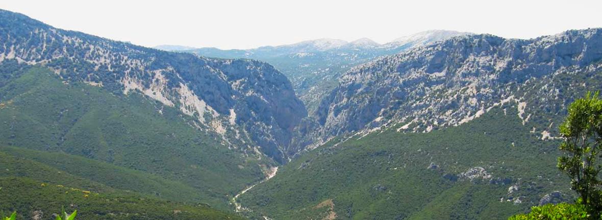 Gola di Gorroppu - Prima Sardegna - Cala Gonone