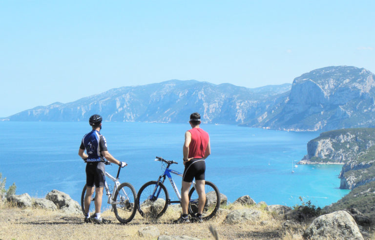 Mountain Bike - Prima Sardegna - Cala Gonone
