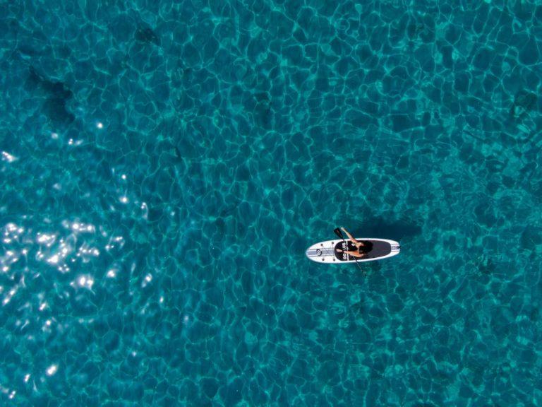 SUP Sardegna - Prima Sardegna - Cala Gonone